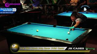 Final Match - Shane VANBOENING vs Warren KIAMCO / 2018 Andy Mercer 9-Ball Classic!