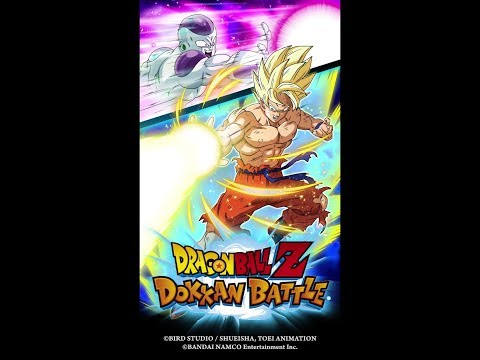 DRAGON BALL Z DOKKAN BATTLE APK Cover