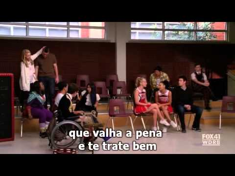 glee Full Performance gives you hell (legendado)
