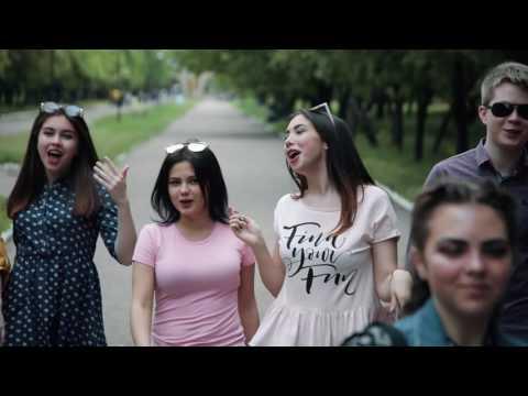 Самый прикольный клип выпускников Краматорска ОШ10
