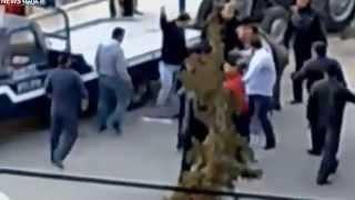 الأسد يقيل غزالة وشحادة