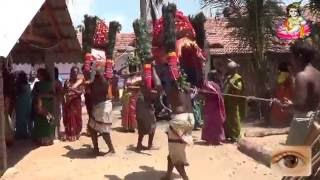 jaffna madduvil south kannan kovil kavadi video 2 HD video