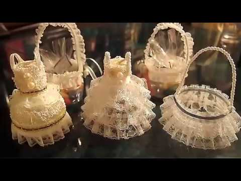D.I.Y. Creative Wedding Favors ideas..