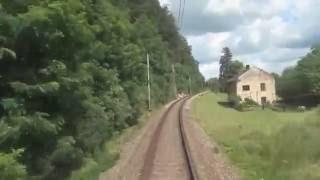 Pohled z vlaku | Choceň - Hradec Králové