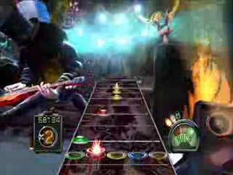 Guitar Hero 3 - Black Sabbath - Paranoid