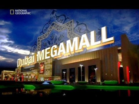 DUBAI LUXURY MEGA MALL ( World's Largest Shopping Mall )