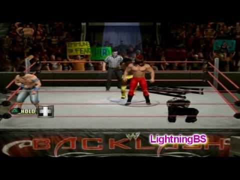 SvR 2010 Online: Fun Ladder Tag Match (starring Kofi Kingston and Jeff Hardy)