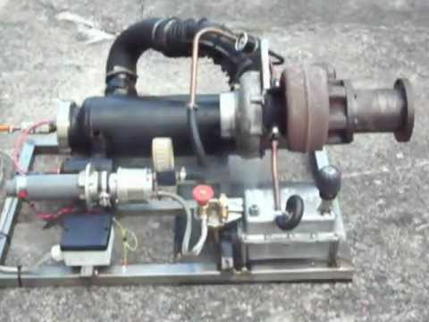 Diy Turbo Jet Engine Fail Youtube