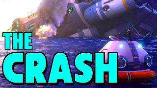 THE CRASH | Subnautica