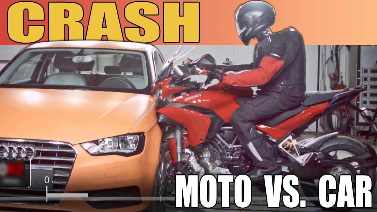 Ducati Crash Test