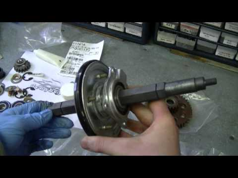 MTD Snowblower Transmission Repair Part 1/2