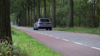 Audi RS4 Avant B9 w/ Milltek Non Resonated Valved Exhaust