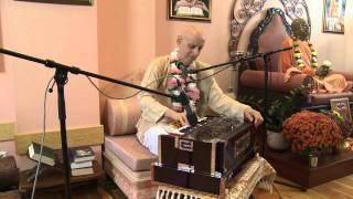 2011.10.04. BG 7.27 Kirtan HG Sankarshan Das Adhikari - Riga, Latvia