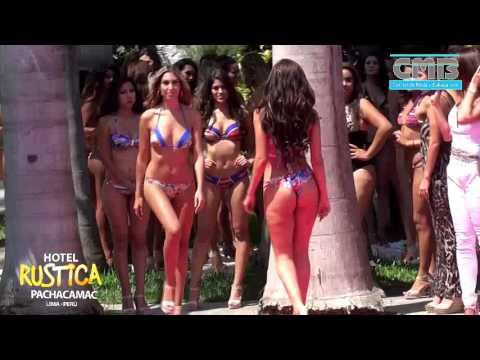 Eleccion De Las 40 Candidatas A) Miss Peru Universo 2016