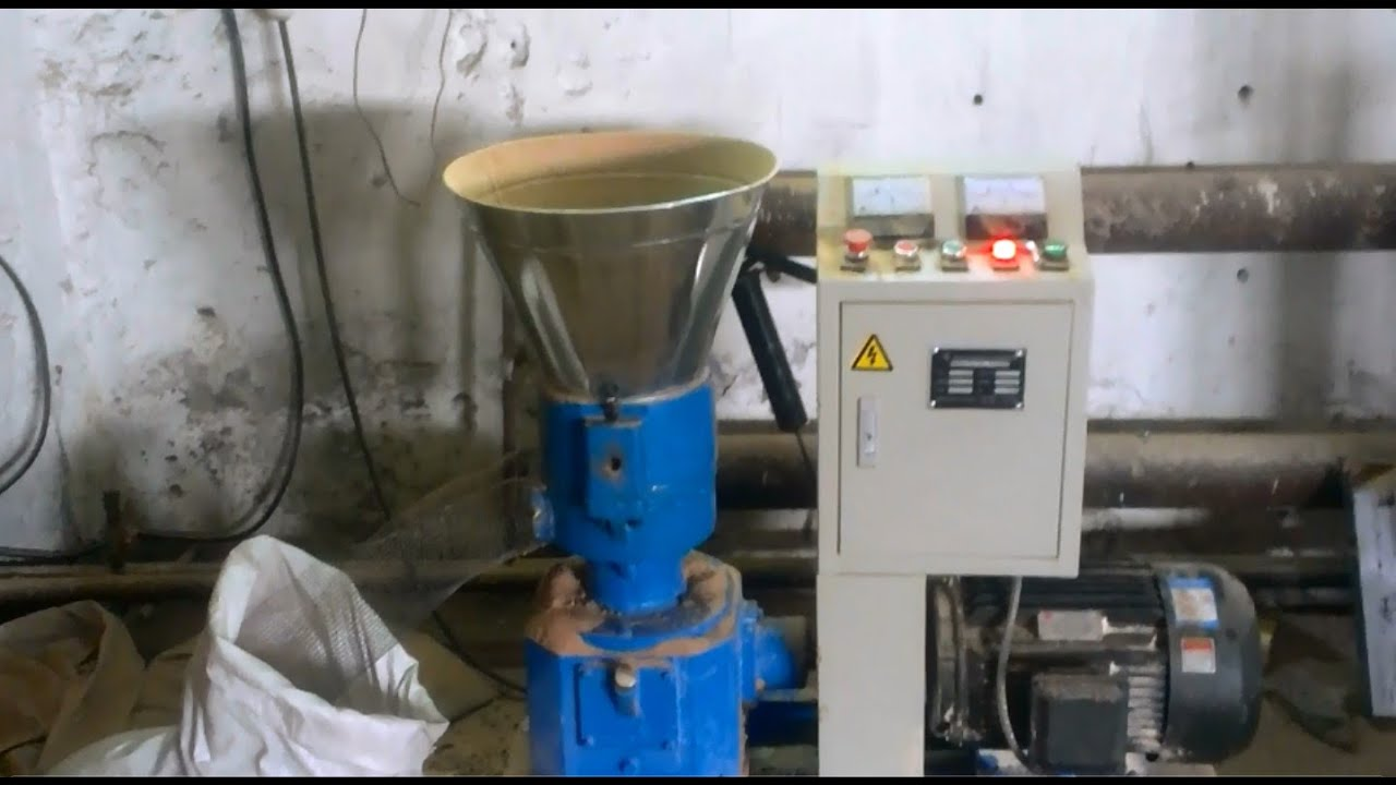 Сушилка для гранул комбикорма своими руками