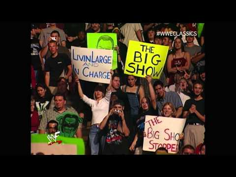 SmackDown 1/4/00 - Part 1 of 10, Big Show vs X-Pac