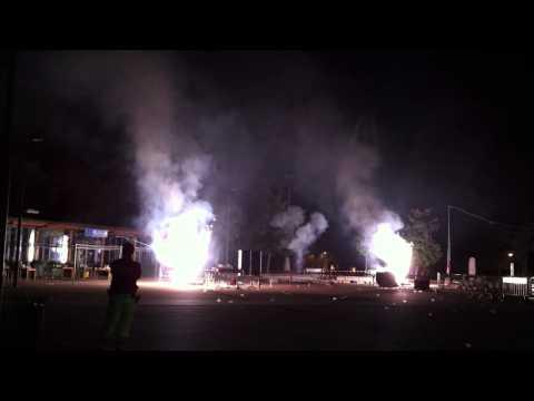 Fuochi d'artificio a ritmo di musica – Scandiano(RE) 23-09-11