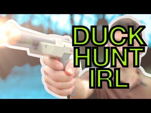 El Duck Hunt del futuro