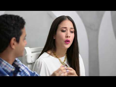 Nahiony Reyes en Cena Interactiva