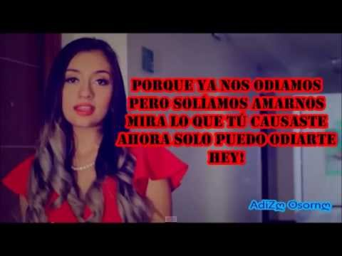 Bad Blood En Español Laura M Buitrago (LETRA)