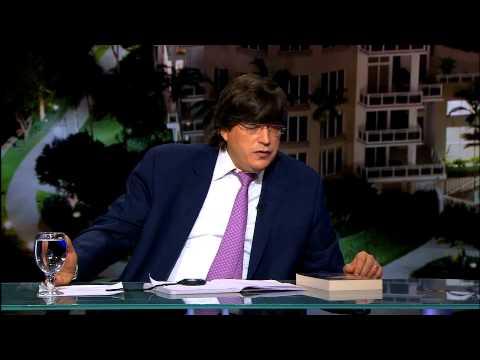 Jaime Bayly entrevista a la periodista Nitu Pérez Osuna. primera parte