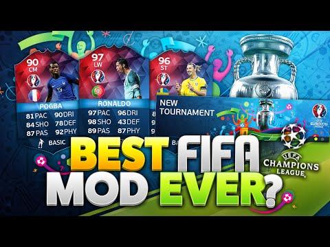 BEST FIFA MOD EVER?