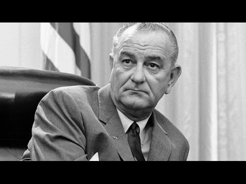 Lyndon B. Johnson Campaign Speech 1964