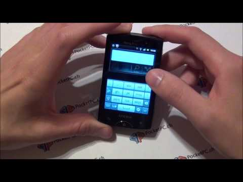 Sony Ericsson Xperia Mini Pro Review / Test