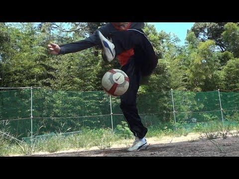 [動画]2013/08/07 Freestyle Football フリスタ動画