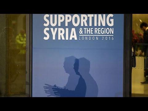 Conférence des donateurs pour la Syrie : Londres et Berlin s'engagent à verser trois milliards…