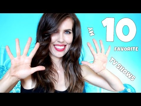 My 10 Favorite TV Shows!