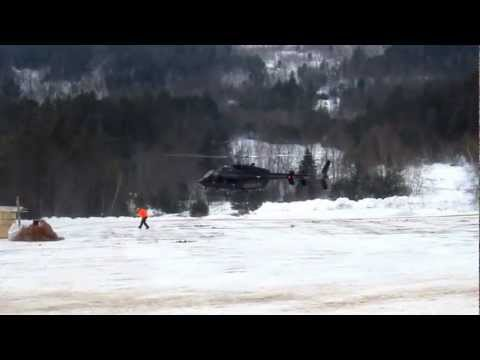 Belknap Mountain Communications Gear Airlift - Part 4 of 5