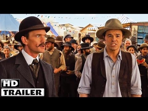 MIL MANERAS DE MORDER EL POLVO Trailer 2014 Español