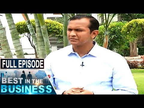 Nucleus Vision CTO Avinash Pitti | Best In the Business | Full Episode | ABN Telugu