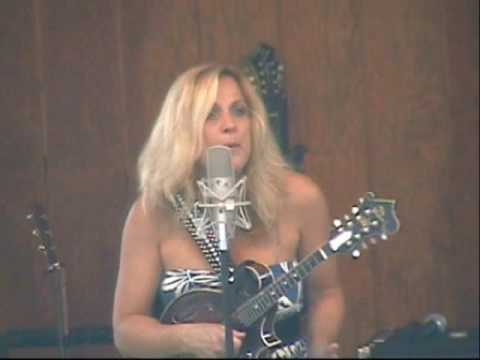 "Rhonda Vincent & The Rage - ""Last Time Loving You"" - Sally Mountain Park,  - July 3, '09"