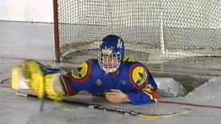 Svenska Livräddningssällskapet - Anslagstavlan: Hockeymålvakt