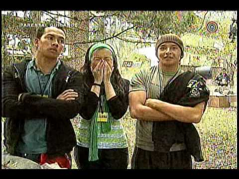 pinoy fear factor Cage of fear part 1