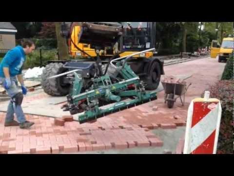 Rijneveld Mijdrecht machinaal straatwerk en riolering