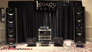 Download Lagu Legacy Audio, Bill Dudleson and the famous Legacy 'V' System speaker listening session Gratis STAFABAND