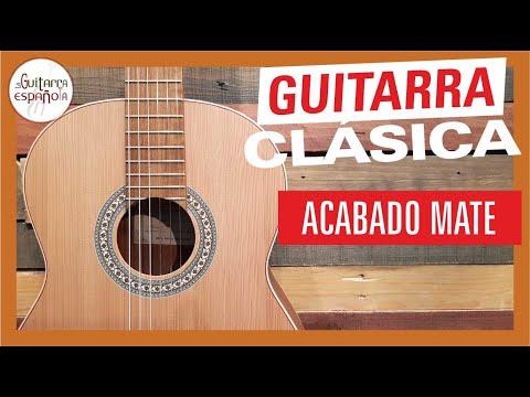 Guitarra clásica Manuel Rodríguez C11