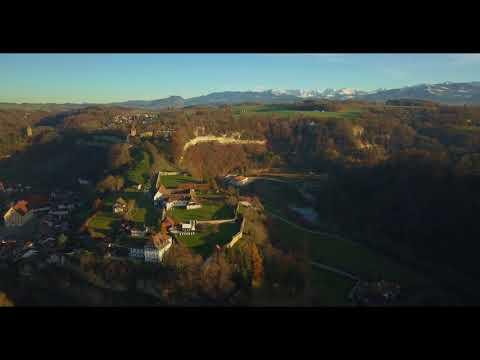 Fribourg - Switzerland     22.11.17.  (4K)