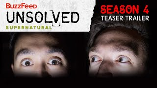 Unsolved: Supernatural Season 4 Trailer