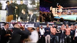 HAYE VS BELLEW - ALL THE CONFRONTATION & WORDS IN AN EPIC TIMELINE OF A GREAT BRITISH BOXING RIVALRY