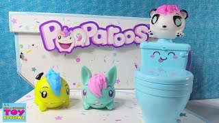Pooparoos Surpriseoos Squishy Toys Surprise Water Fun Blind Bag Review | PSToyReviews