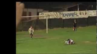 Most unbelievable penalty kick goal ever, Germany