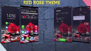 VIVO PHONE  #RED ROSE THEME (2019) download link 🔗 the 👇description box