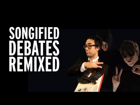 Mike Relm: Songified Debates Remix! (feat. The Gregory Bros)