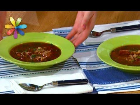 Рисовый суп: рецепт Ольги Сумской (повтор) – Все буде добре. Выпуск 1001 от 17.04.17