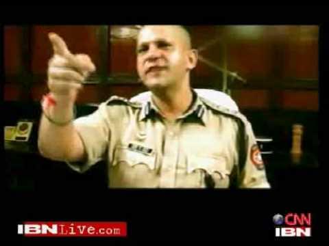 Salaam Mumbai, 26/11 Mumbai attack - Part 1, ACP Ashok Kamte