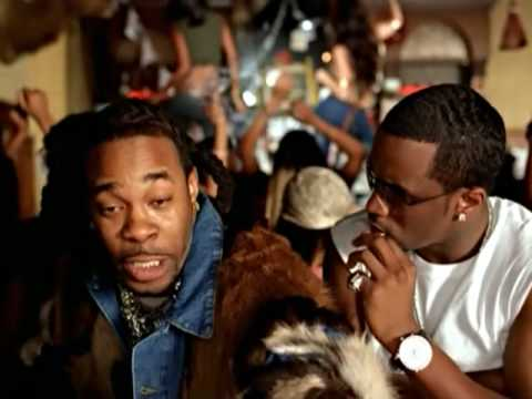Busta Rhymes feat. P. Diddy &amp; Pharrell - Pass The Courvoisier Part II